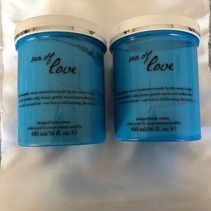 New Philosophy Sea of Love whipped body cream 16oz